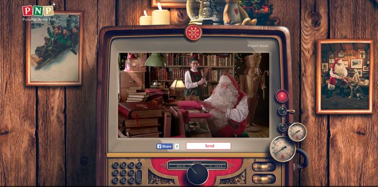 How To Get A Free Video Call From Santa Claus - Hispana Global