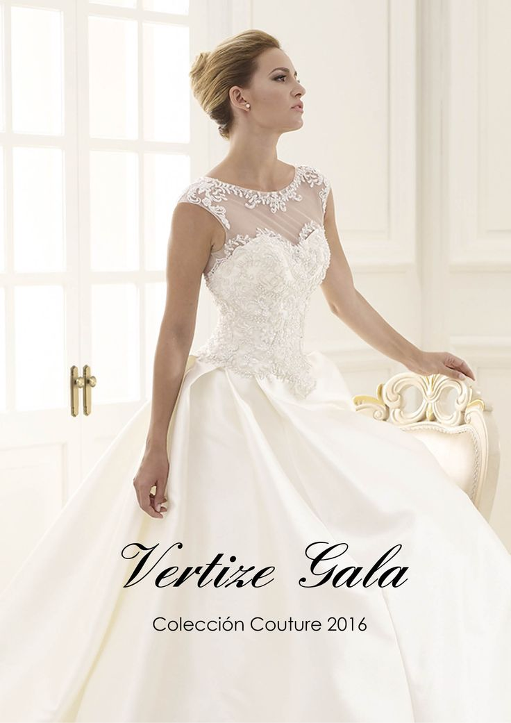 12 best images about colecci n novia vertize gala 2016 on for Catalogo gala