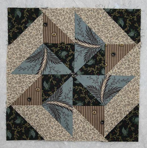 Civil War Quilts - Block 1