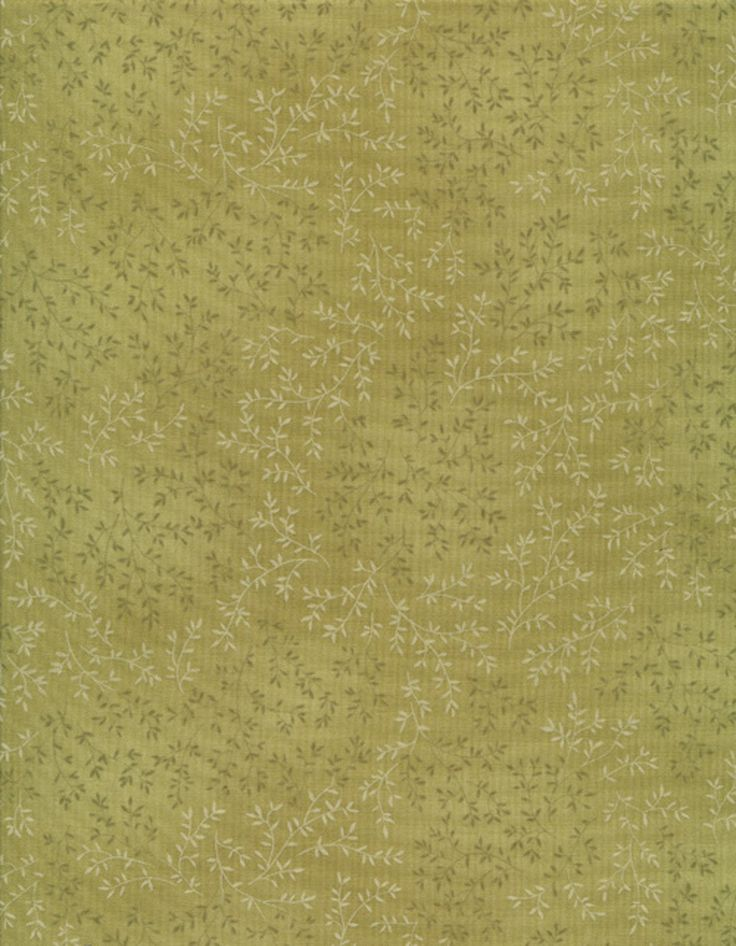 Timeless Treasures - Fleur-C4794-Dill Willow Tonal Leaf