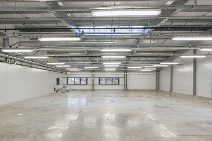 Bâtiment industriel modulaire clé en mains, salle modulable pour location d'espace par #Legoupil Industrie.