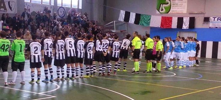notizie lucane, basilicata news: Calcio a 5 serie A donne. Asd Rionero-Salinis 0-3