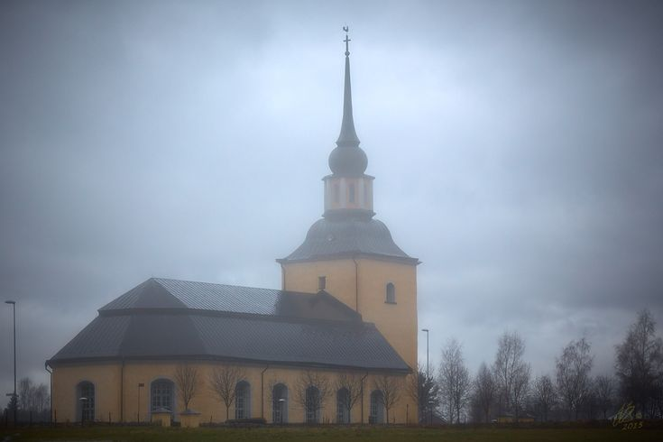 Kyrkan... - http://www.wildlifephotographer.se/blog/2015/12/kyrkan/ #Våmhus_Kyrka, #Vinter Bildbutiken Nära - Rätt butik! Rätt bild! Rätt pris! Wildlifephotographer.se | Leif Bength