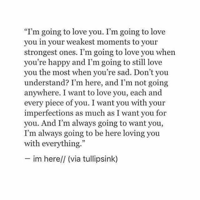 This Just Says Everything I Want To Tell You All In One Xxxxx Love Quotes Relationship Quotes Words