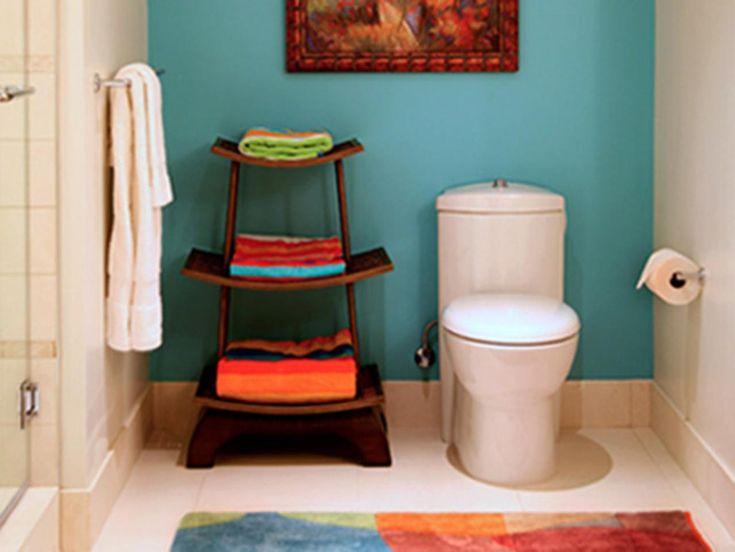 Chic, Cheap Bathroom Makeover | DIY Bathroom Ideas - Vanities, Cabinets, Mirrors & More | DIY