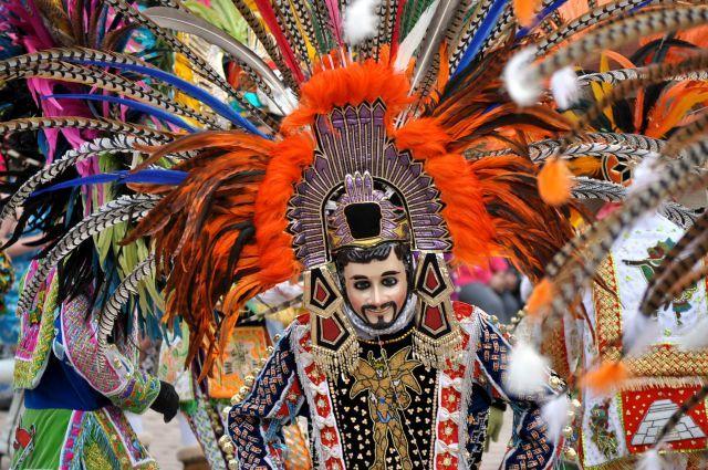 Del 24 de febrero al 5 de marzo disfruta del Carnaval de Santa Ana Chiautempan 2017 #DeFeriaenFeria
