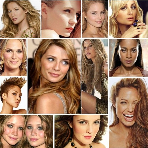 Celebrity Hair Cuts and Colors | Best Celebrity Hair Ideas