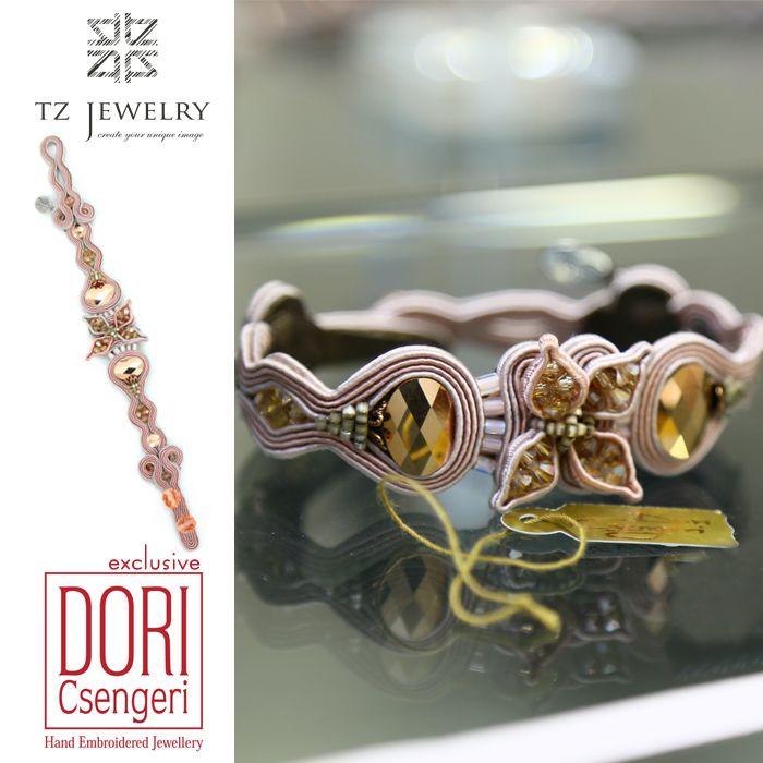 #DoriCsengeri #bracelet # TZjewelry #jewelry #exclusive #unique #sotache