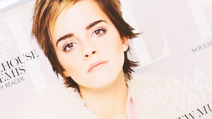 Eye-brightening, fun makeup tutorial | Lisa Eldridge's Cover Look for Emma Watson