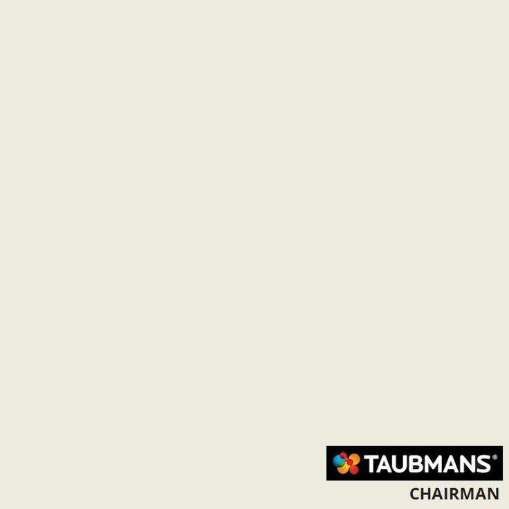 #Taubmanscolour #chairman