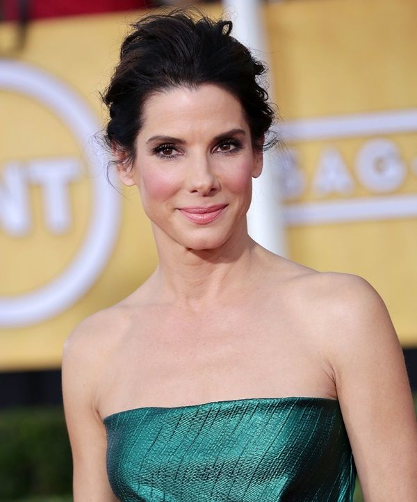 Sandra Bullock at the 20th Annual Screen Actors Guild (SAG) Awards held at the Shrine Auditorium in Los Angeles on January 18, 2014