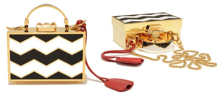 Find out why Olivia's newest must-have proves that mini-bags can pack a big punch of style.