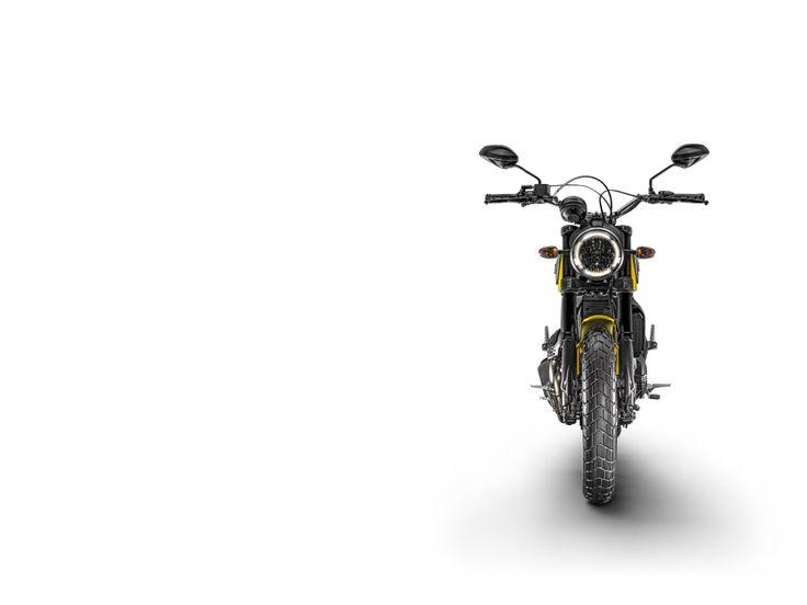 2016 Ducati Scrambler Icon 803 CC