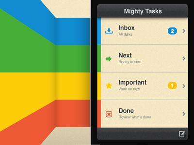 Mighty Tasks