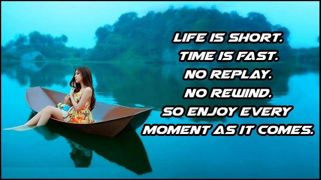 Life Quote In English Image 2017 Bin Baat Ke Hi Sad -4046