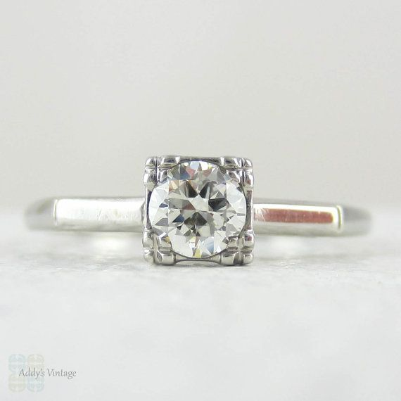 I Carat Diamond Ring