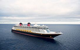 Disney Fantasy - Disney - great review of ship and cruise!
