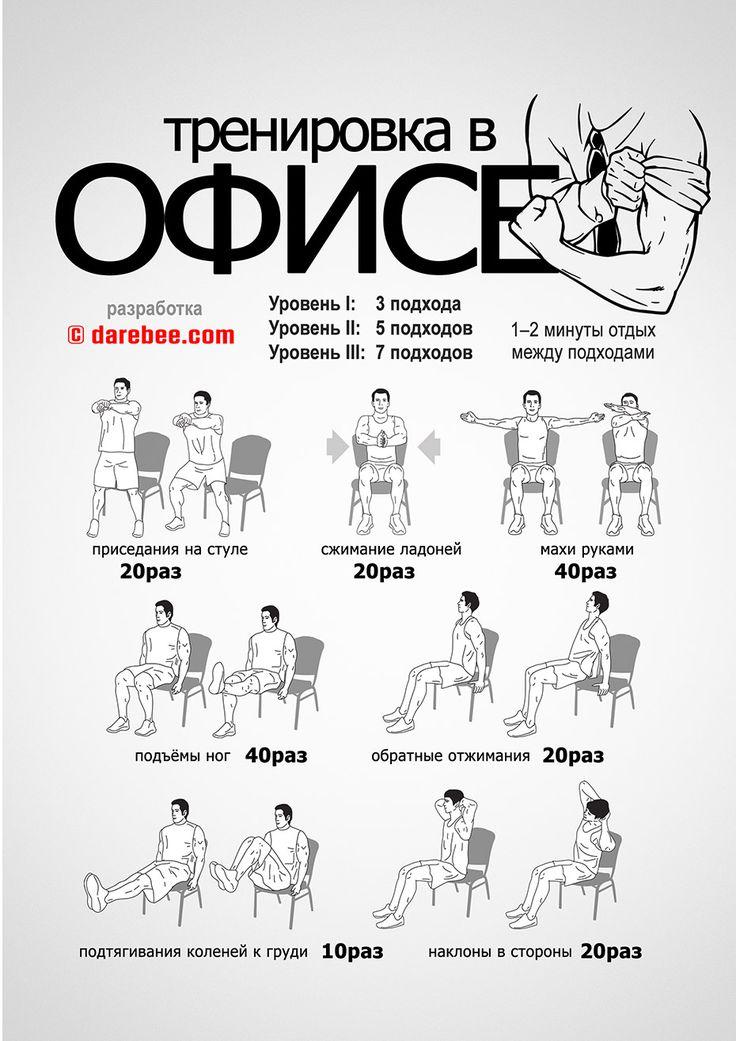 комплекс упражнений на каждый день
