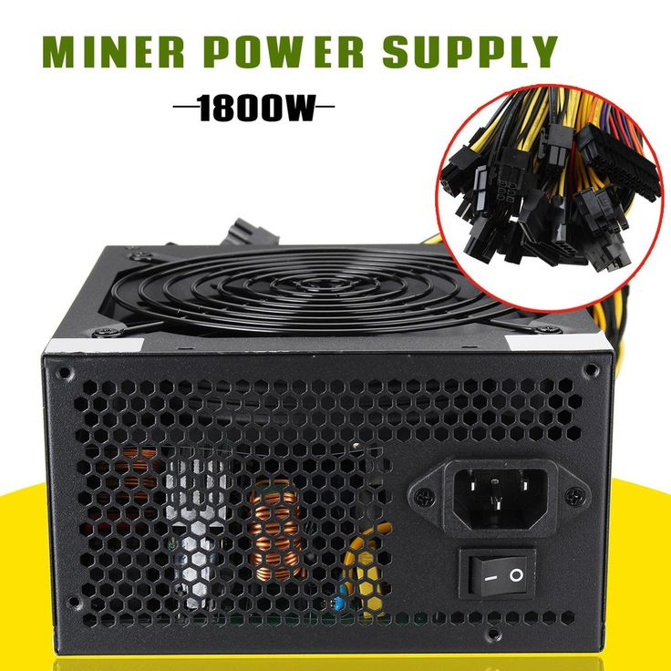 good power supply for mining