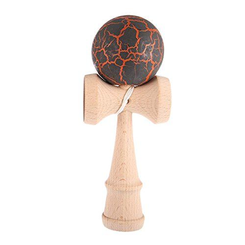 Wallcart Unisex Boys Girls Japan Toy Kendama Ball Game Sports for outdoor indoor - 100% Brand New. Color: Black, White, Red Material: Wood / Beech crack paint Type: Juggling Ball Gender: Unisex Age: all ages Diameter: 6cm Length: 18.5cm String Length: 41cm Beakers 4.3cm small cup 3.7cm Game description: With a certain amount of skill to make a smal... - http://ehowsuperstore.com/bestbrandsales/sports-outdoors/wallcart-unisex-boys-girls-j