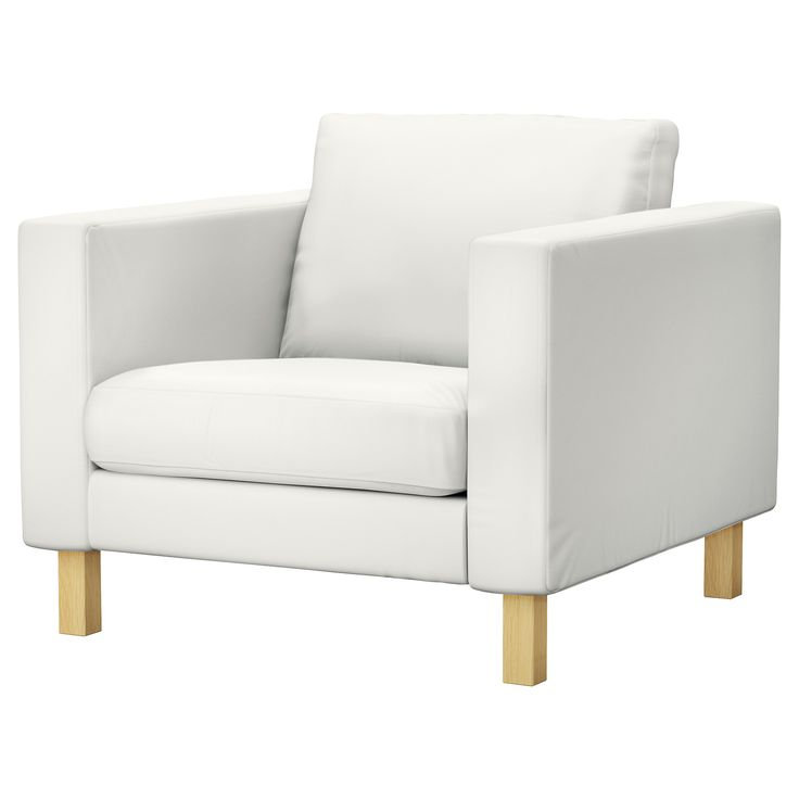 KARLSTAD Armchair   Blekinge White   IKEA