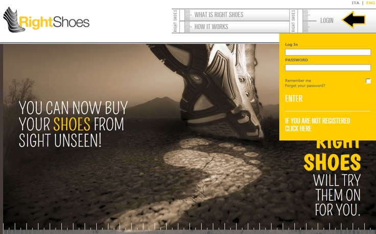 www.rightshoes.ch   Sign up for a Right Shoes account  for free... Foot comes first!
