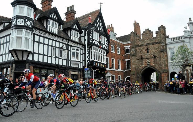 TOUR OF YORKSHIRE......Stage 1 - Friday 29th April 2016 Beverley to Settle