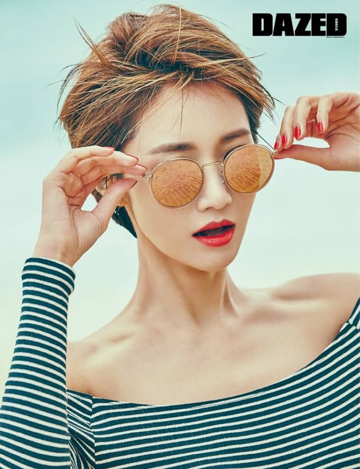 Go Jun-hee // Dazed & Confused Korea