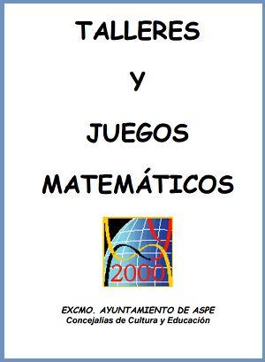 Este Ebook está pensado para profesores que trabajen con niños y niñas de tres a dieciséis años.Contiene juegos y talleres matemáticos ...