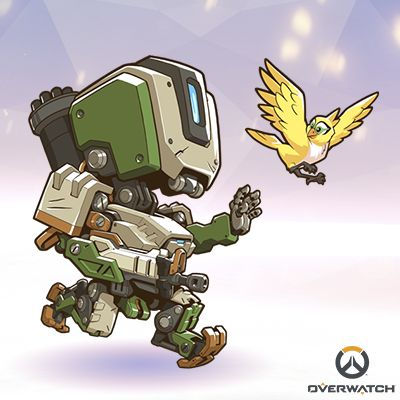 All the Cute But Deadly Sprays from Overwatch - Imgur