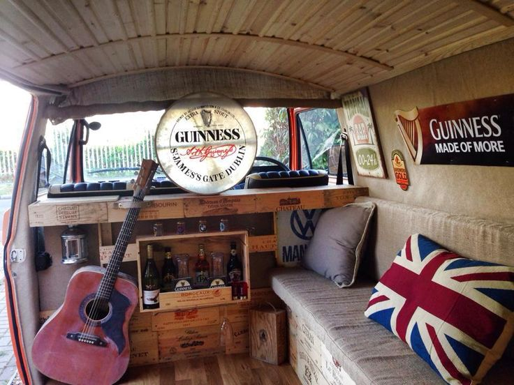Interior shaun roper 39 s van currently for sale vw t25 for Vw camper van interior designs