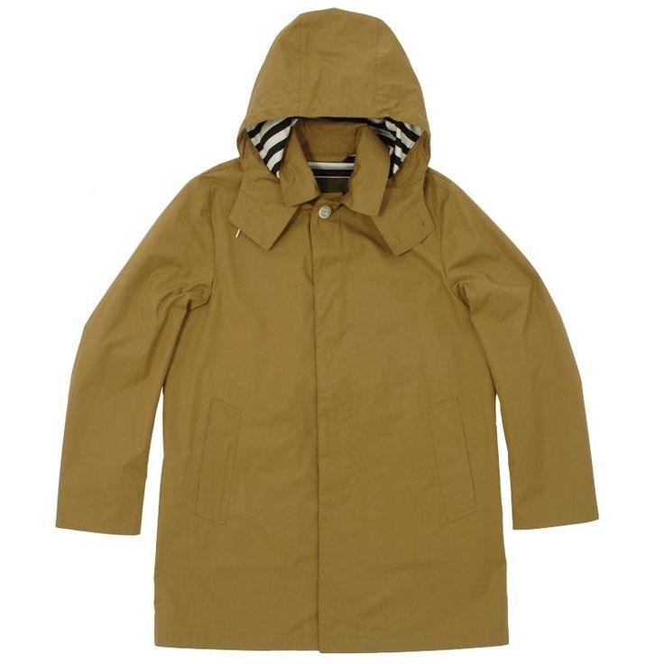 Mackintosh Hooded Dunoon Jacket