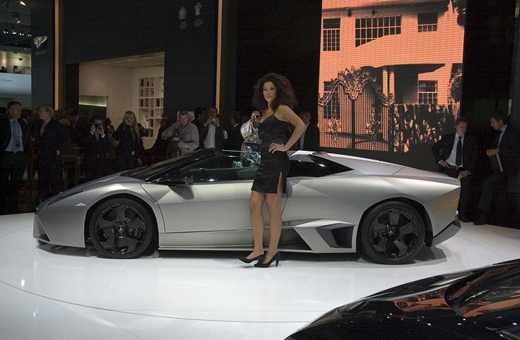 Lamborghini at the Francfort Motorshow 2009
