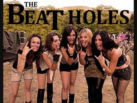 """The Beat Holes """"These Boots are Made for Walking"""" Nancy Sinatra / Jessic..."""