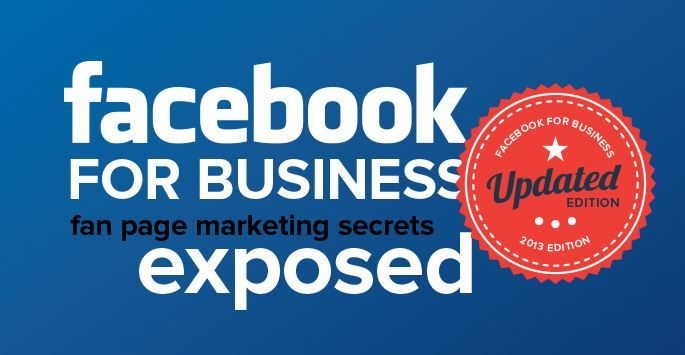 A Small Business Guide to Getting the Most Out of Facebook Pt.1 					http://www.web123.com.au/blog/a-small-business-guide-to-getting-the-most-out-of-facebook-pt-1.aspx
