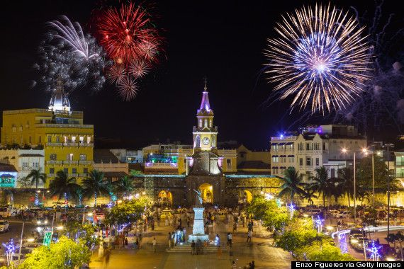 10 Cheapest Backpacking Cities in South America. Cartagena, Colombia.