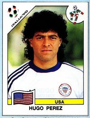 Hugo Perez - USA
