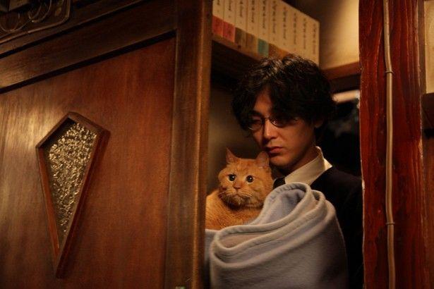 トラさんと馬締 松田龍平