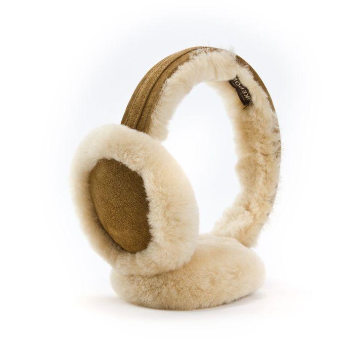 16 Classic Ear Warmer _ Chestnut