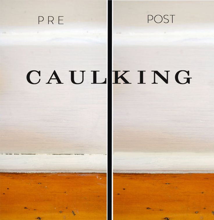 Talking dirty.  Let's talk caulk.  How to load, prep and use a caulking gun plus tips on which of the hundred different types to buy.