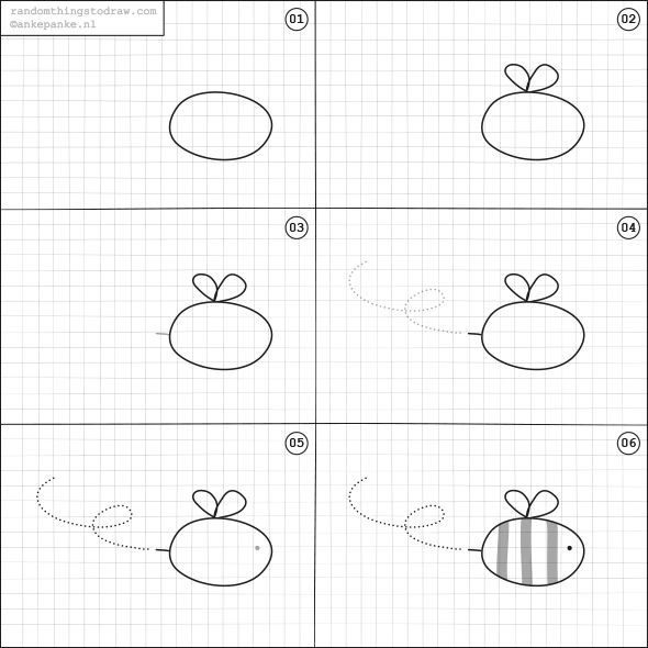 25 best ideas about easy drawings for kids on pinterest for Quick things to draw