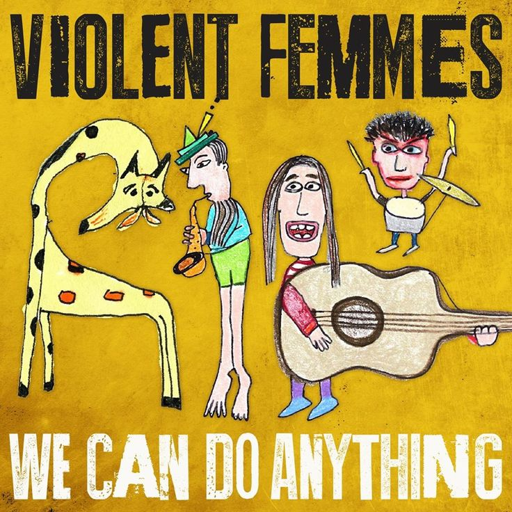 "Violent+Femmes+Unveil+New+Music+Video+For+""Issues"""