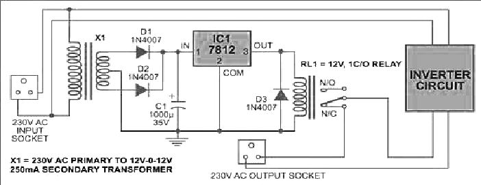 Simple Proximity Sensor Circuit And Working Electrical Projects