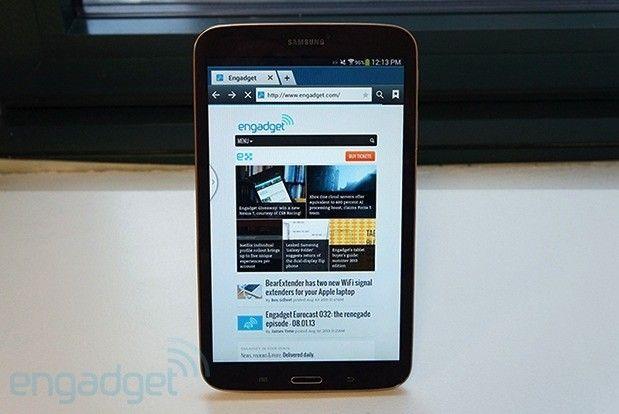 Samsung Galaxy Tab 3 8.0 review