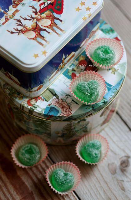 La ricetta della felicità: Gelée di frutta fatte in casa per ritornare bambini...almeno a Natale!