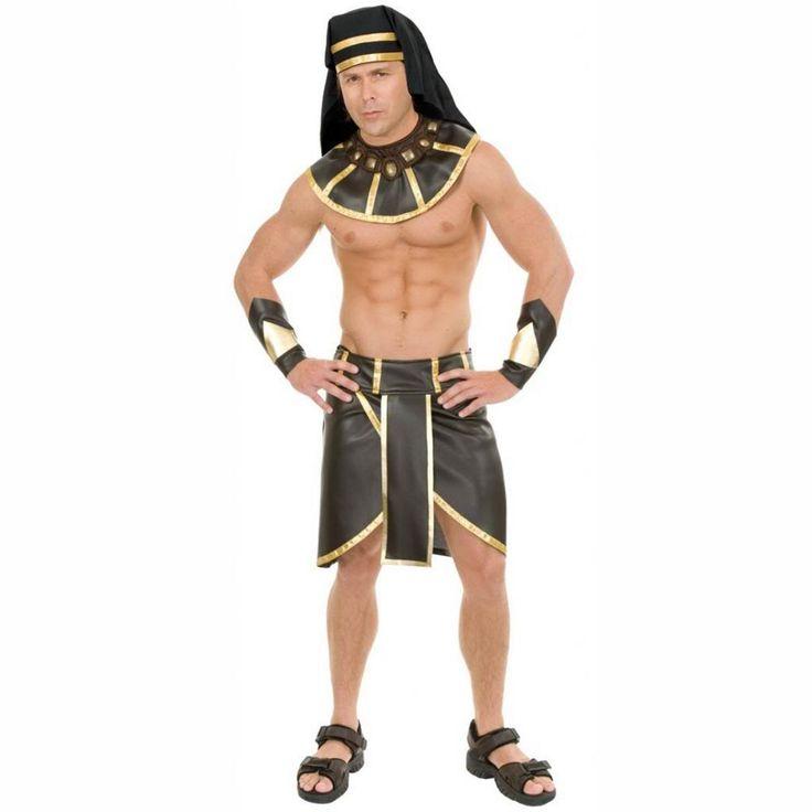 $49.00 - Pharaoh Egyptian King Costume – asylumzone