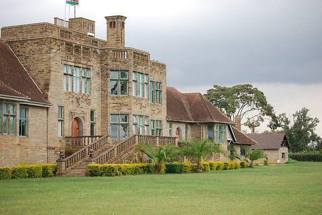 Lord Delamere Castle, Njoro, Kenya