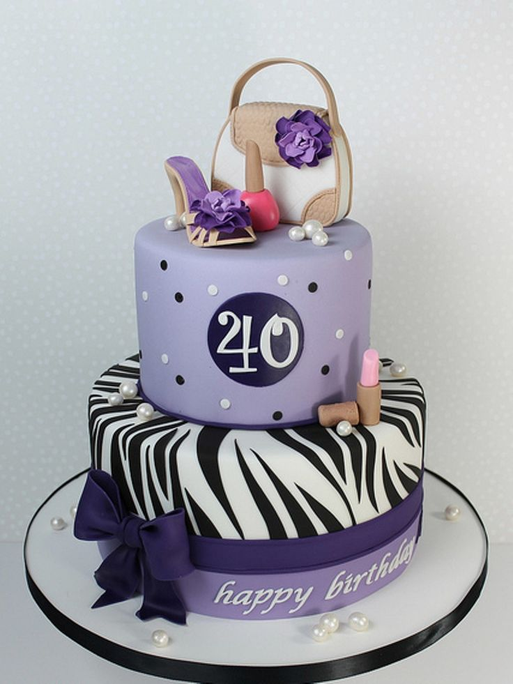 56 Best My 40th Birthday Diamonds And Pearls Images On