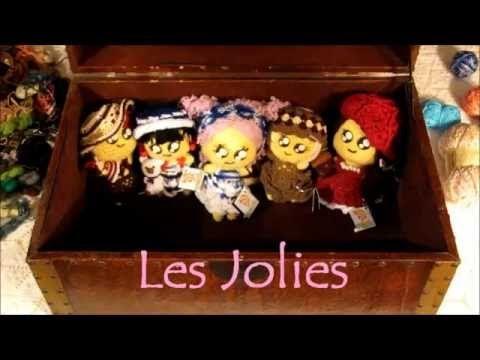 """Les Jolies"" di Noemi Camporeale - YouTube"