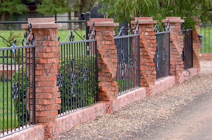 17 Best Images About Brick Landscaping On Pinterest